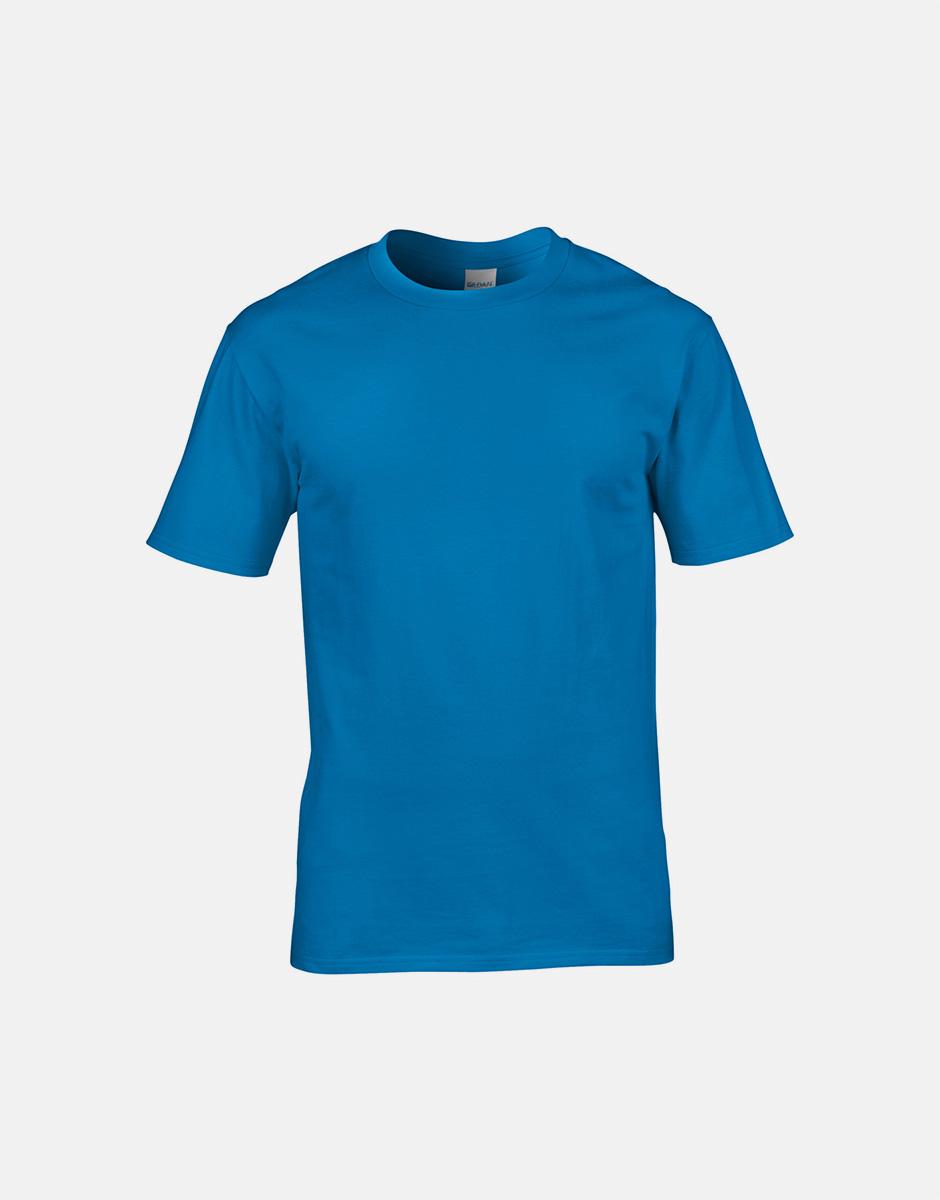 t-shirt sapphire blue
