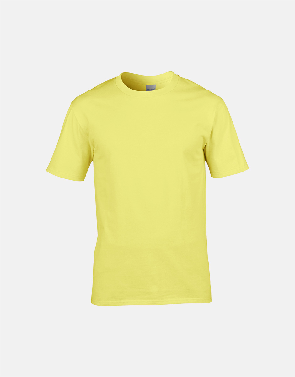 t-shirt cornsilk