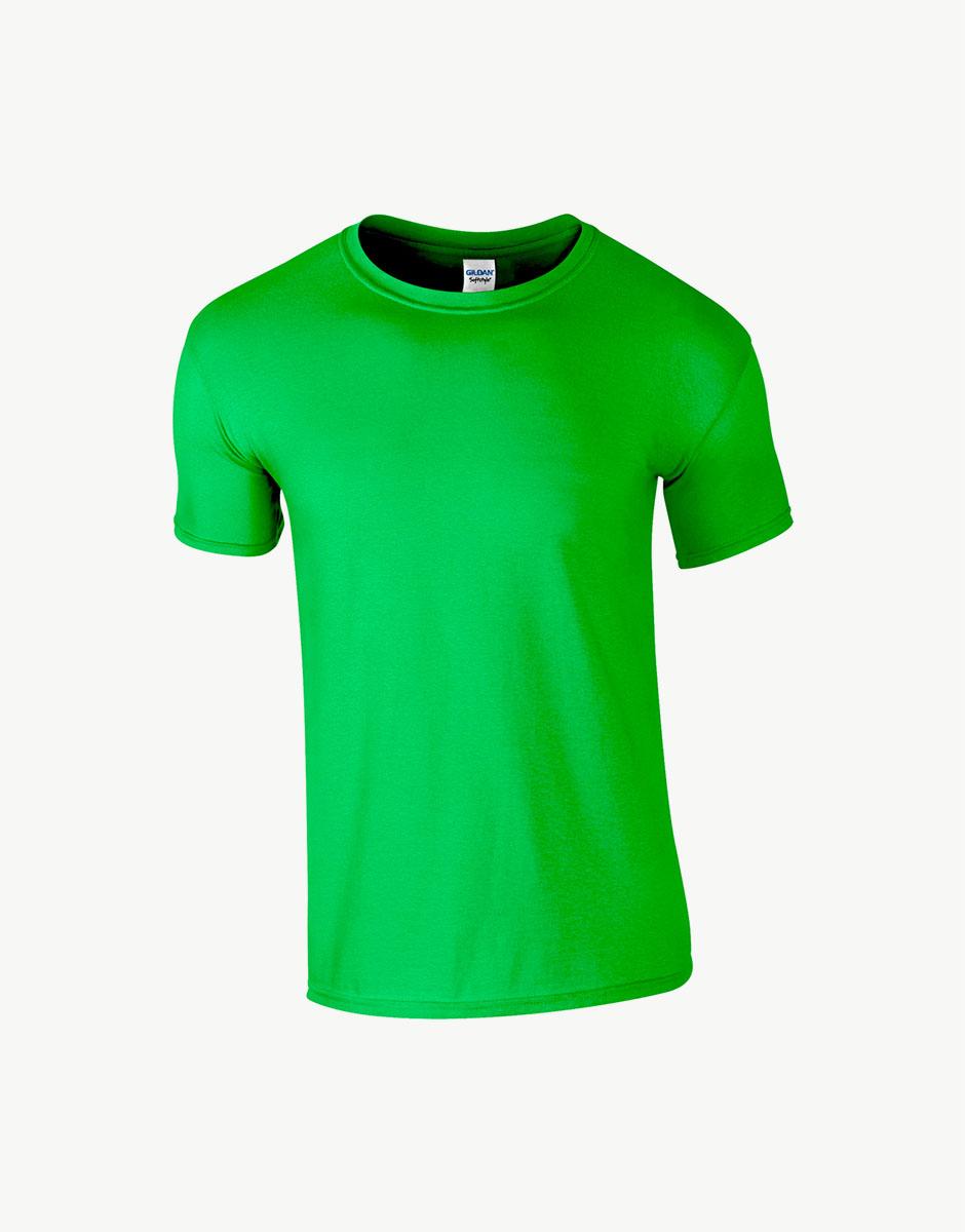 t-shirt electric green