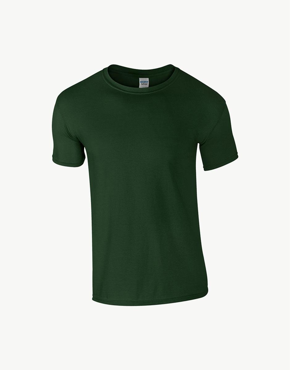 t-shirt forest green