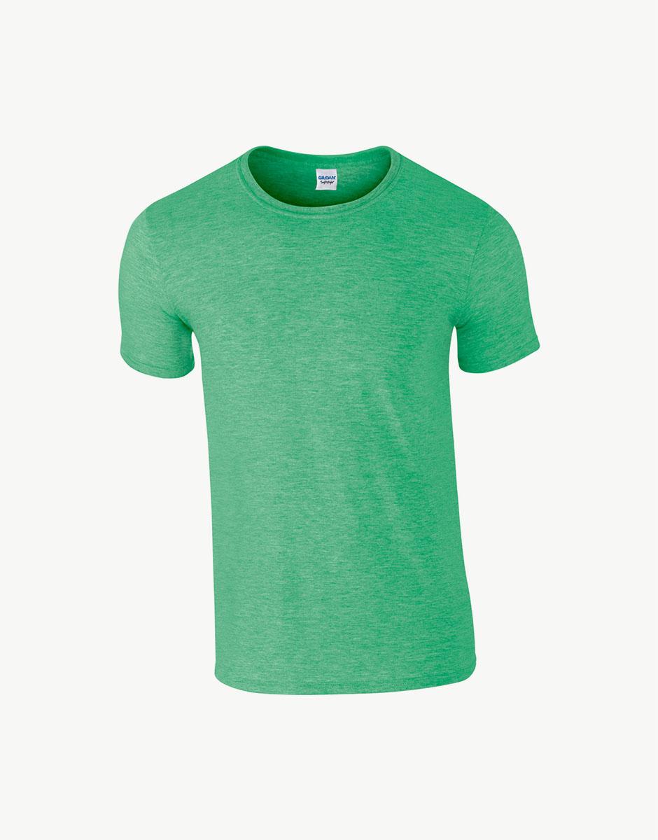 t-shirt heater irish green