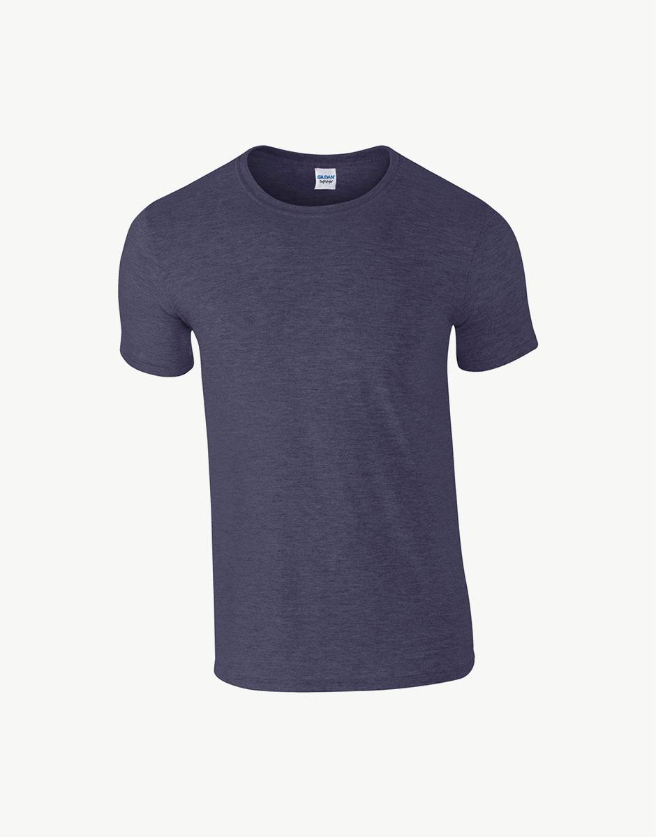 t-shirt heater navy