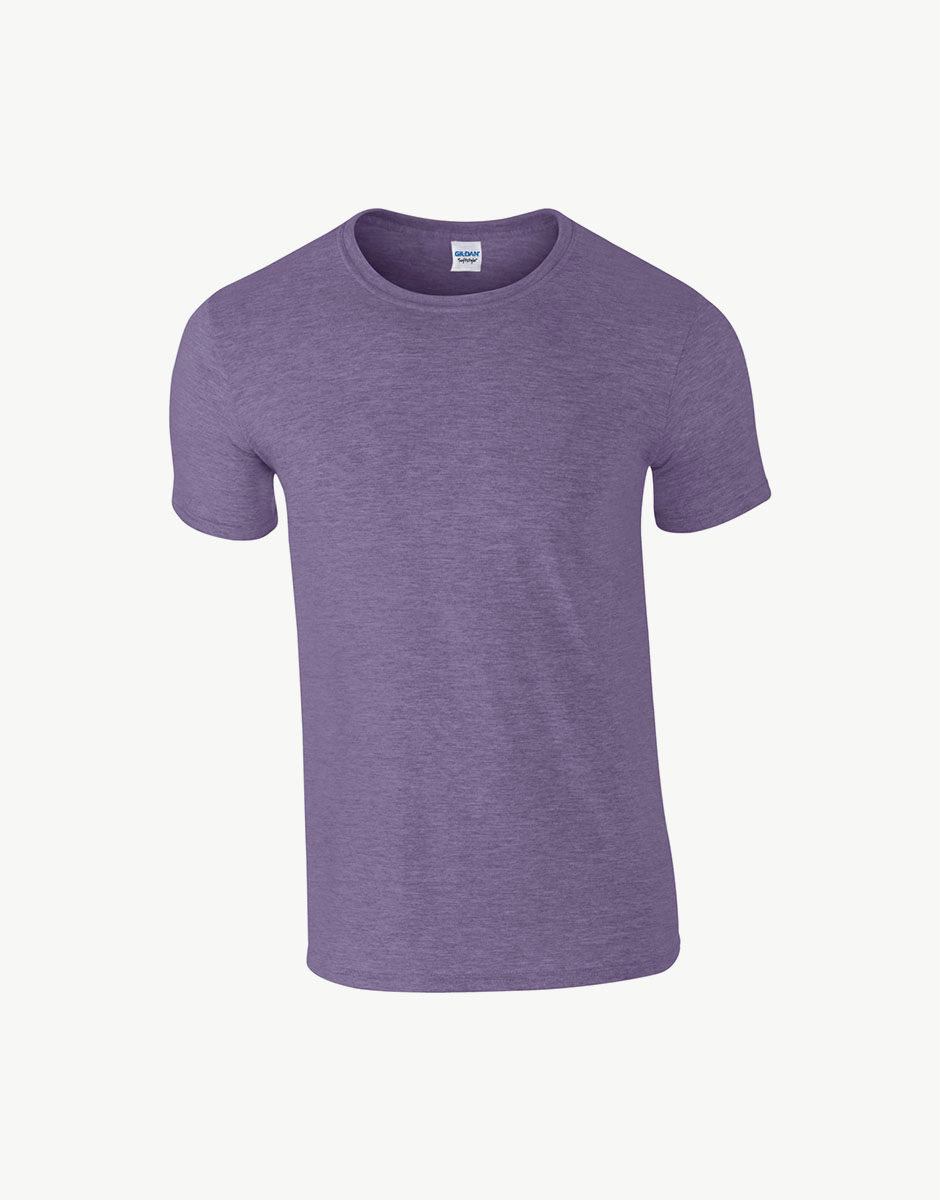 t-shirt event heater purple