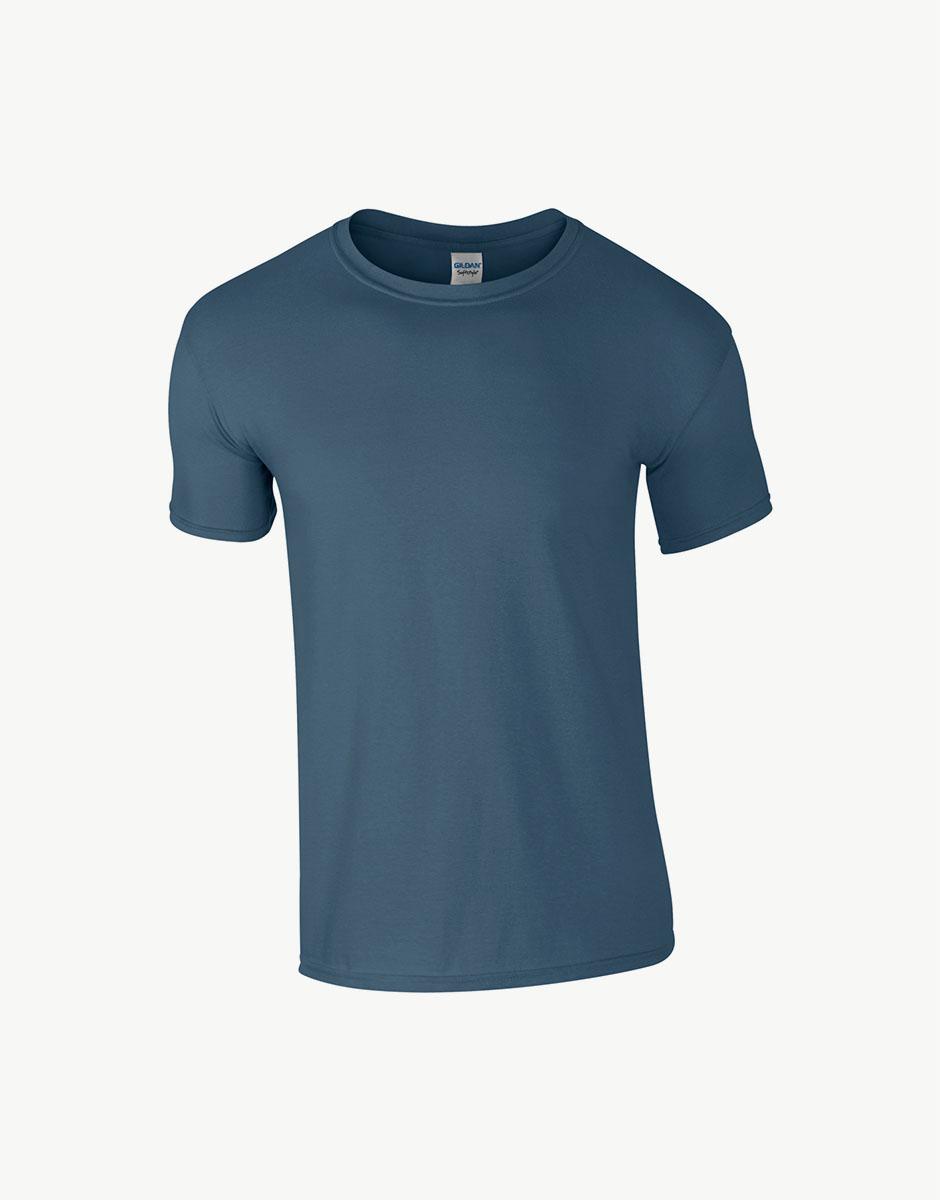 t-shirt event indigo blue