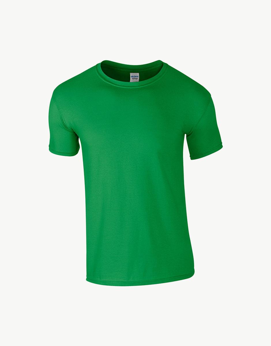 t-shirt irish green