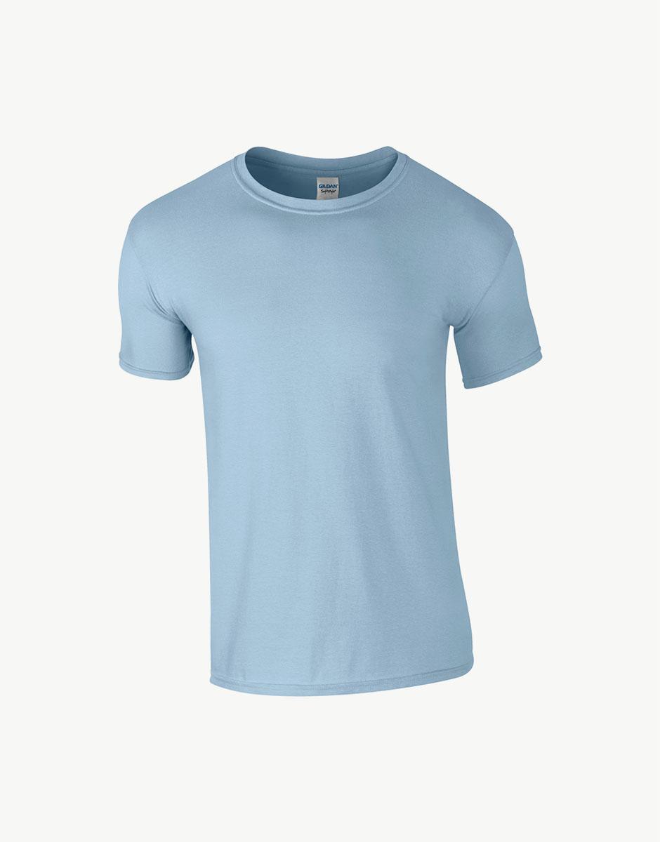 t-shirt light blue
