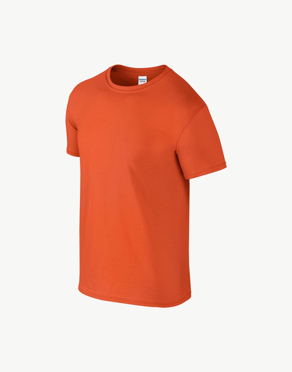 t-shirt event orange