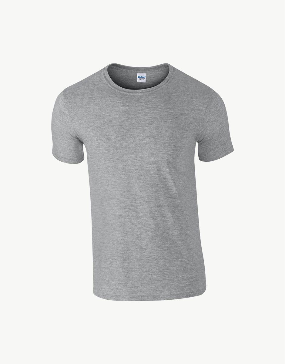 t-shirt event sport grey
