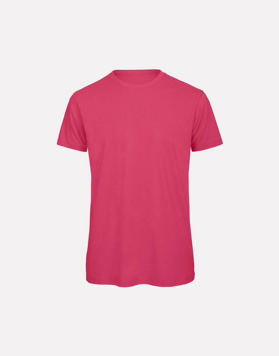 t-shirt earth fucsia