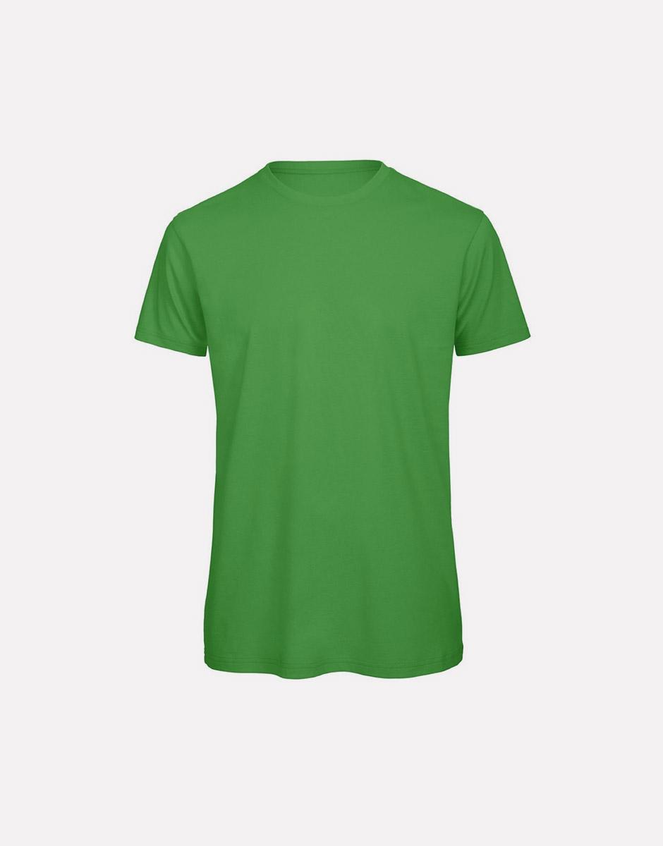 t-shirt earth real green