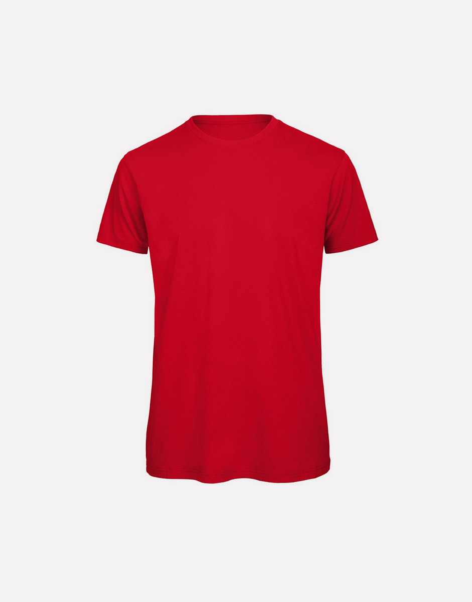 t-shirt earth red