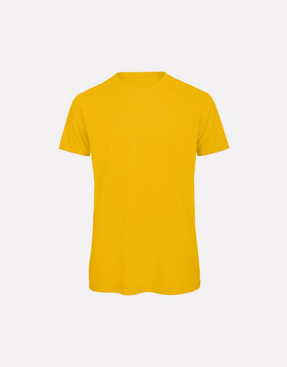 t-shirt earth gold