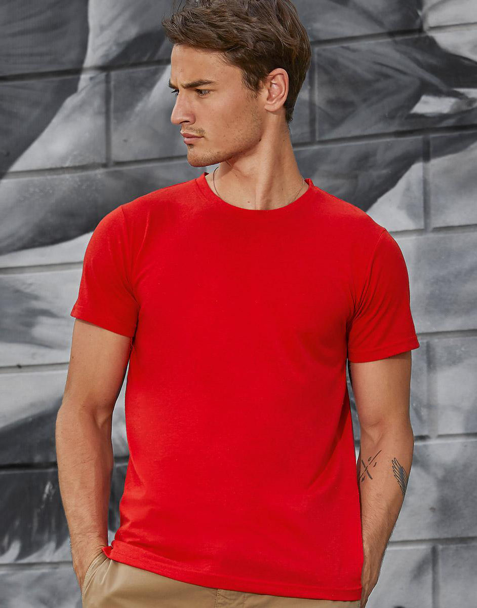 T-shirt-3SOFT red uomo