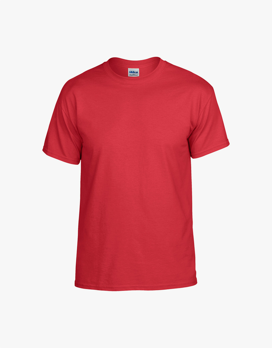 T-shirt-strong red