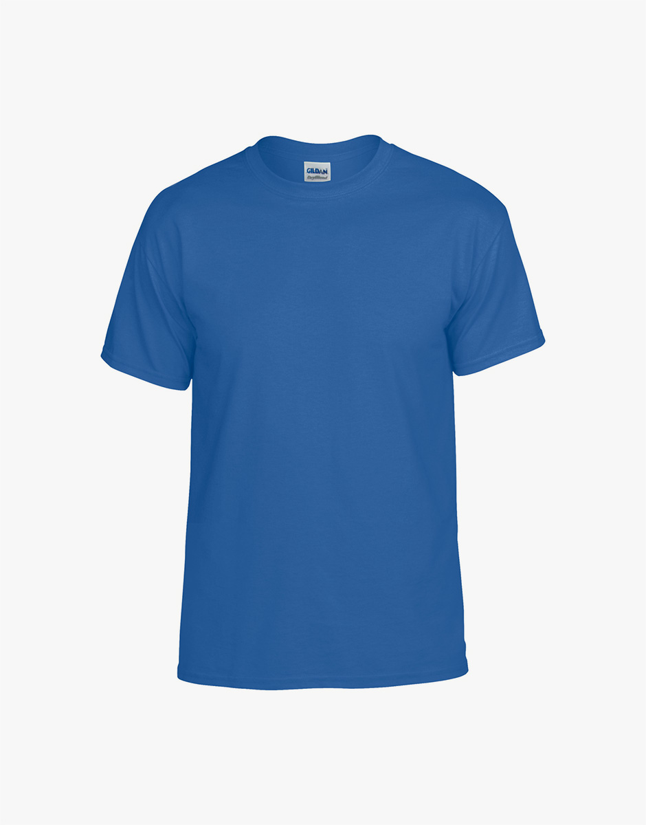 T-shirt royal blu
