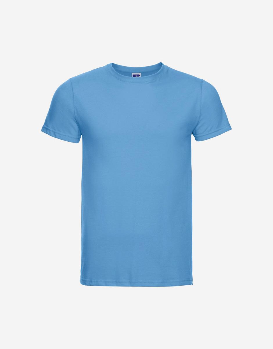 t-shirt turchese