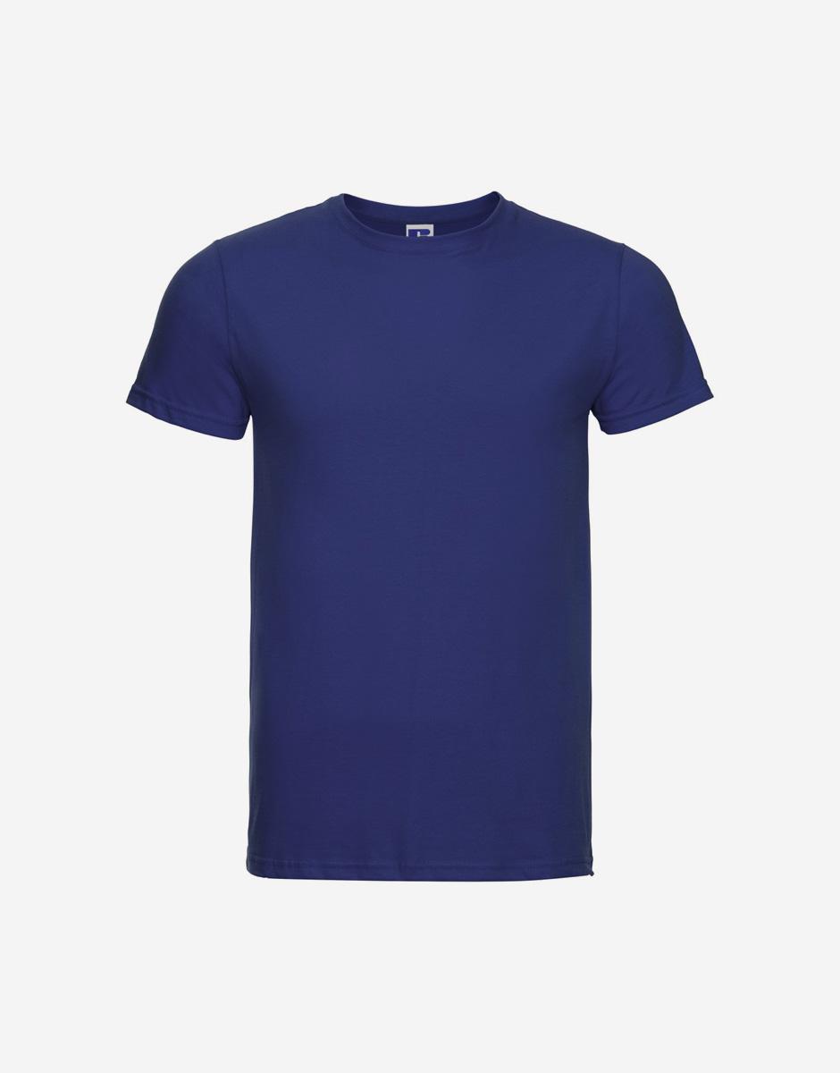 t-shirt bright royal