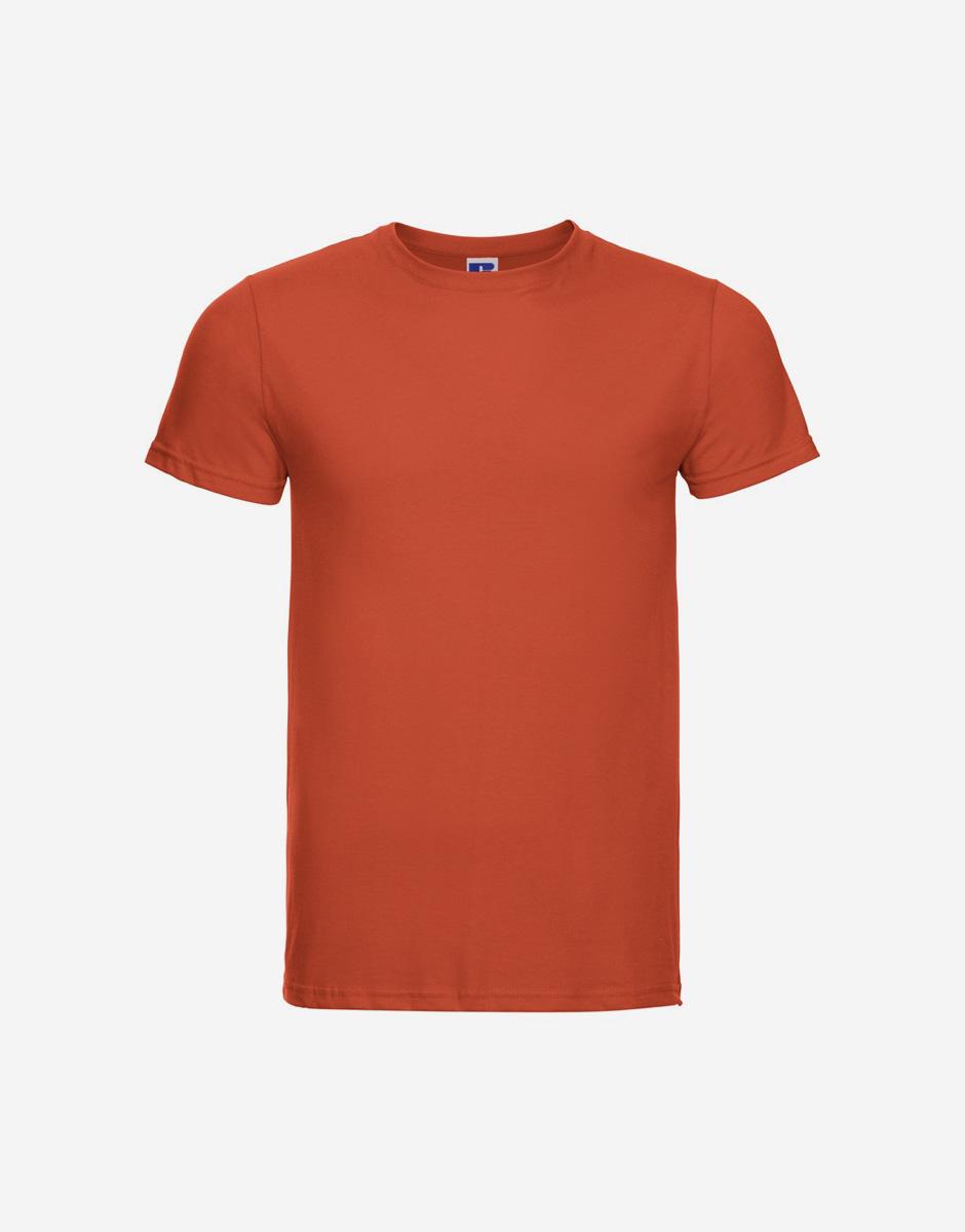 t-shirt style orange