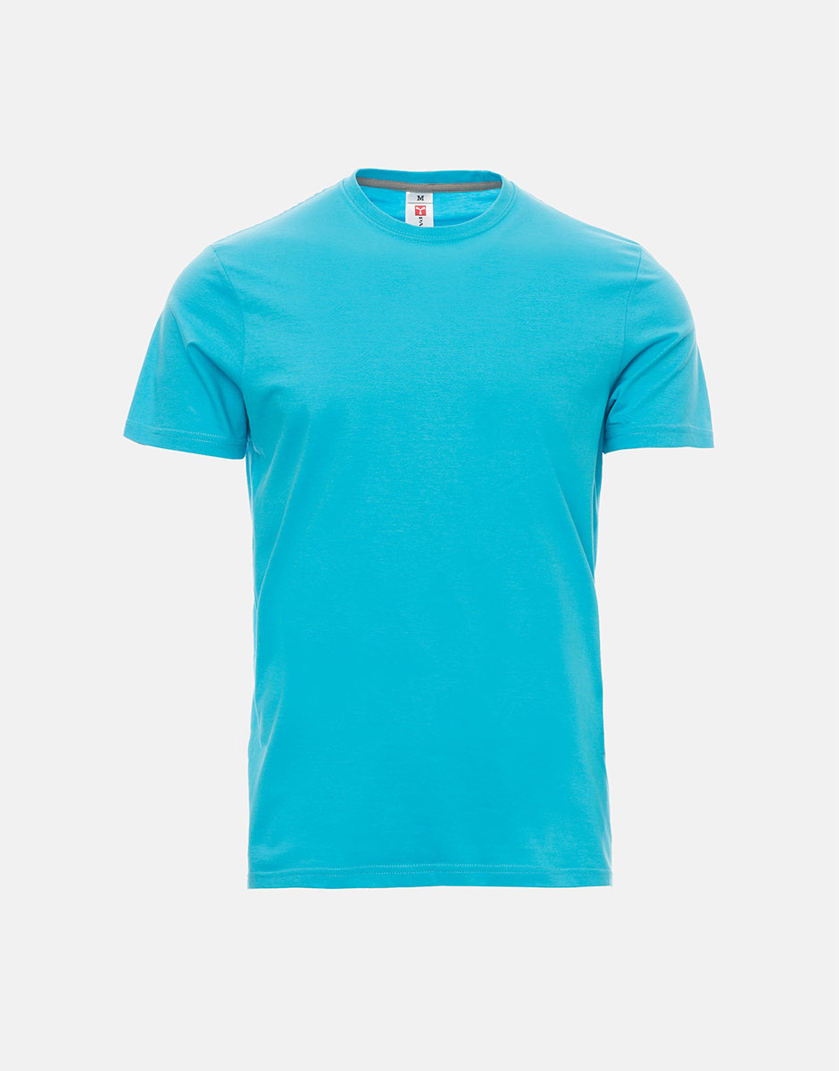 t-shirt always blu atollo