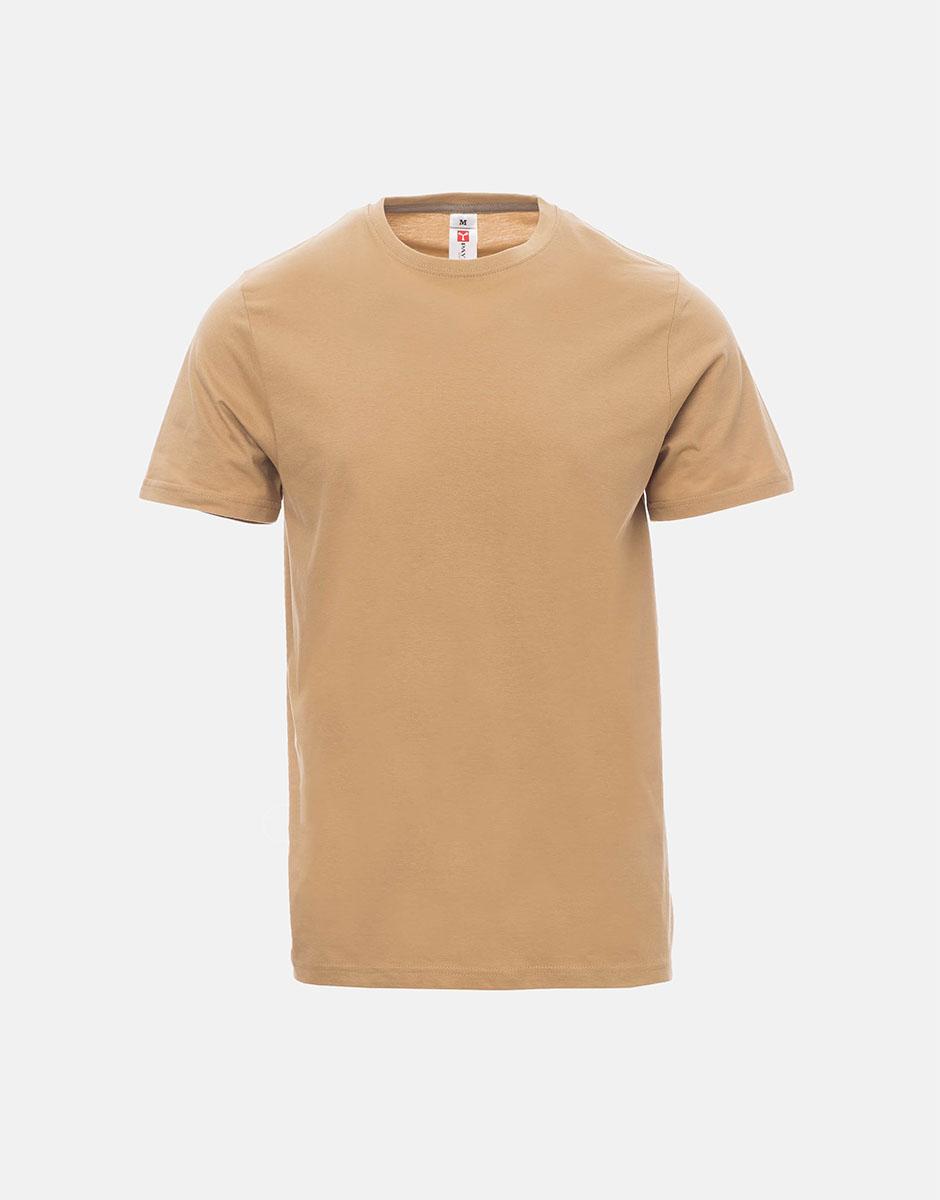 t-shirt always warm brown